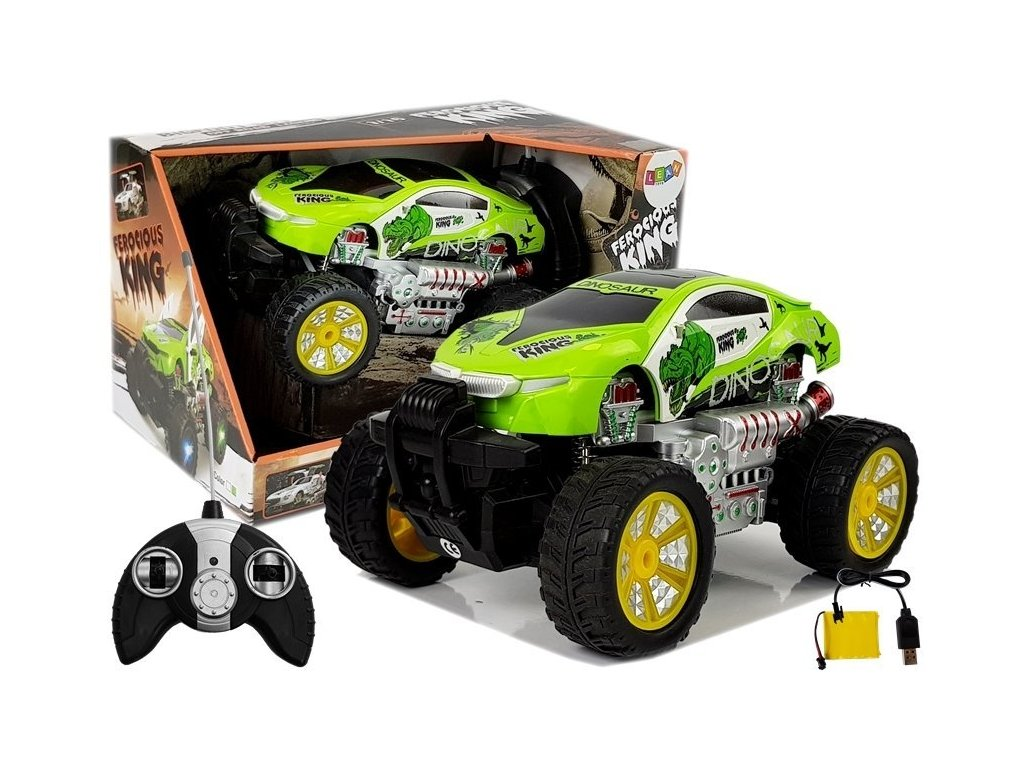 Auto na dalkove ovladani Dino 1 16
