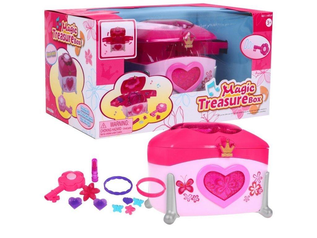 Majlo Toys detska sperkovnice Magic Box