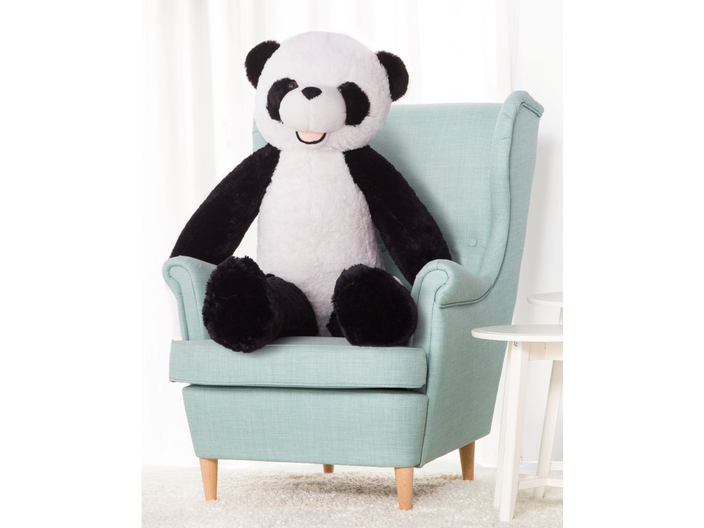 plysova Panda 140 cm