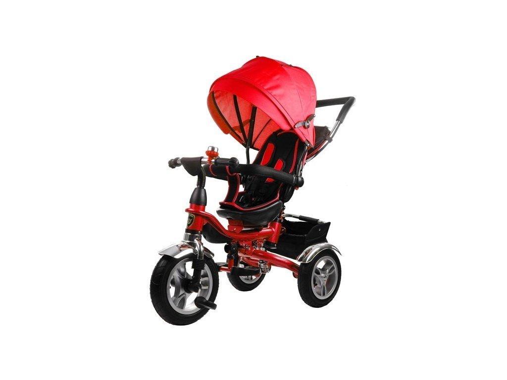 detska trikolka PRO600 cervena