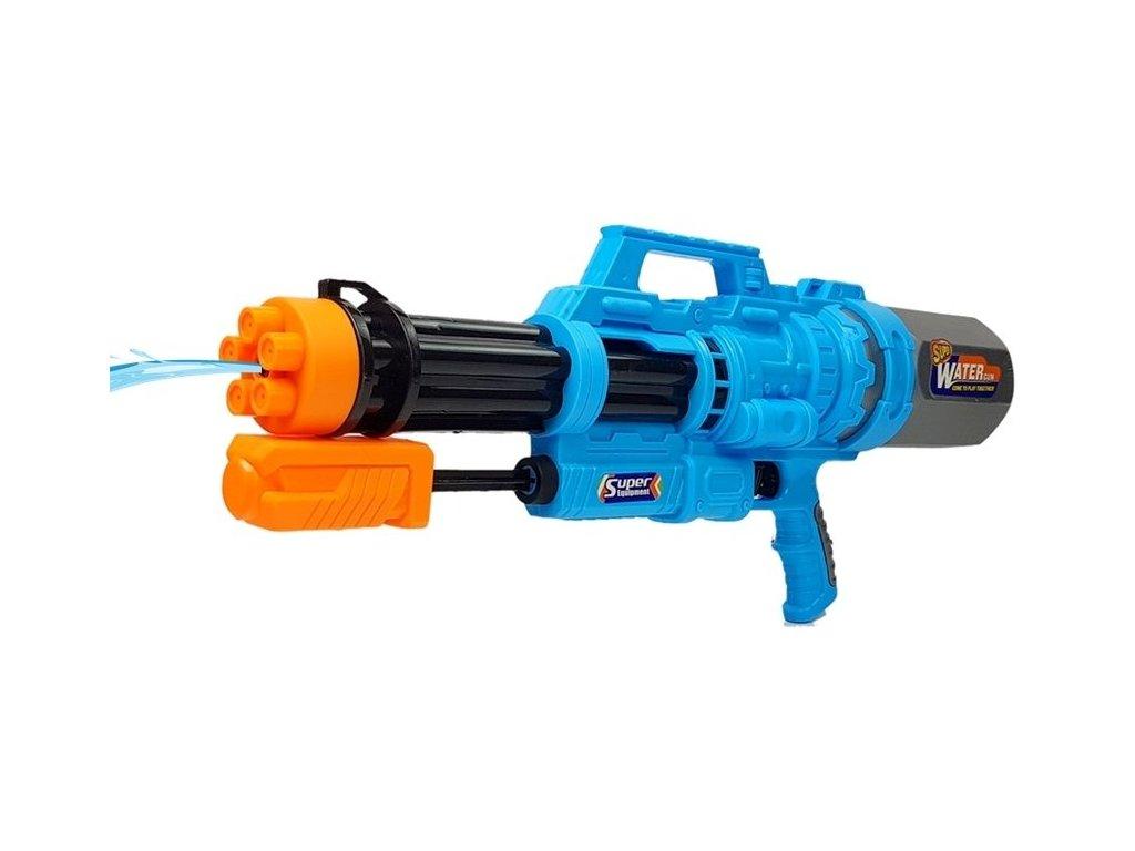 detska vodni pistole Water Gun 1150 ml modra