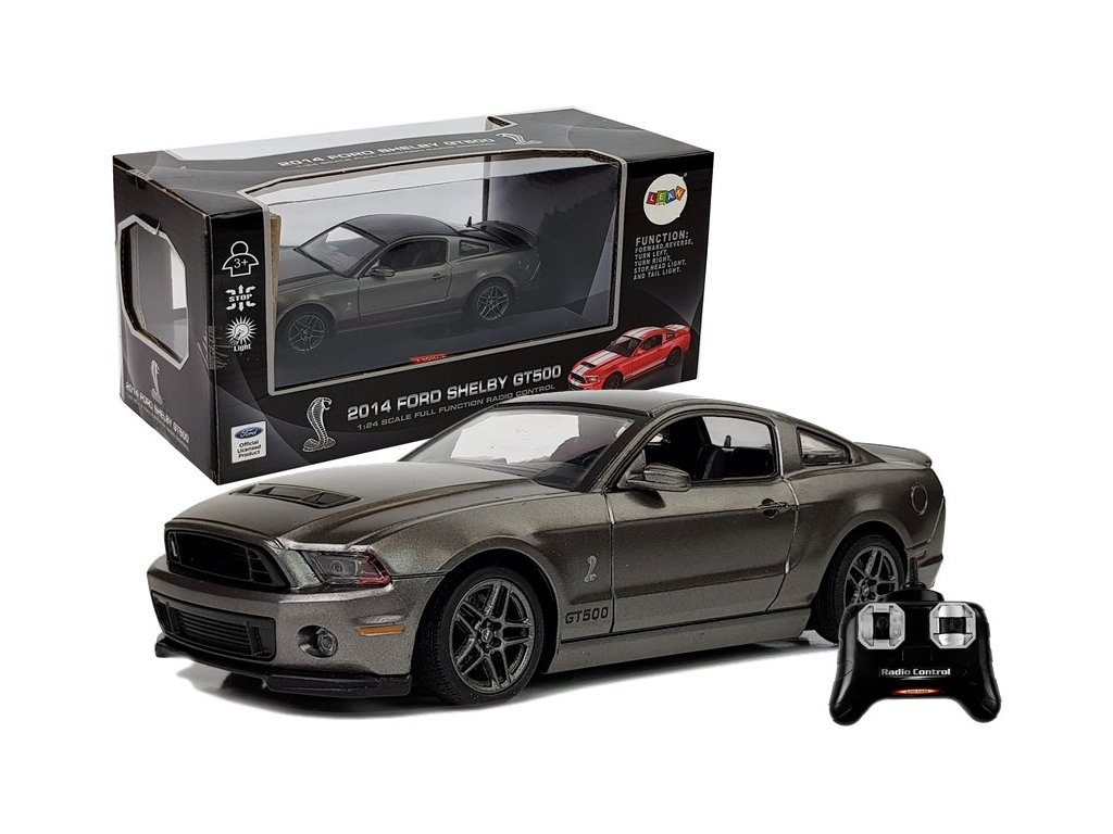 Ford Shelby GT 500 sede