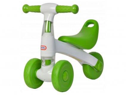 Dětské odrážedlo Little Tikes zelené