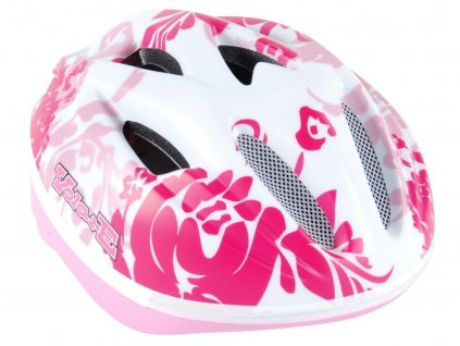 Dětská helma Volare Luxury Pink