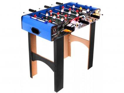Majlo Toys stolní fotbal Soccer 69x37 cm velký modrý