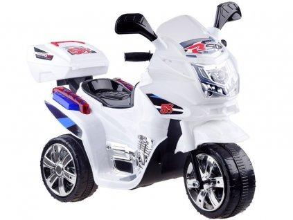 detska elektricka motorka Speed Star bila