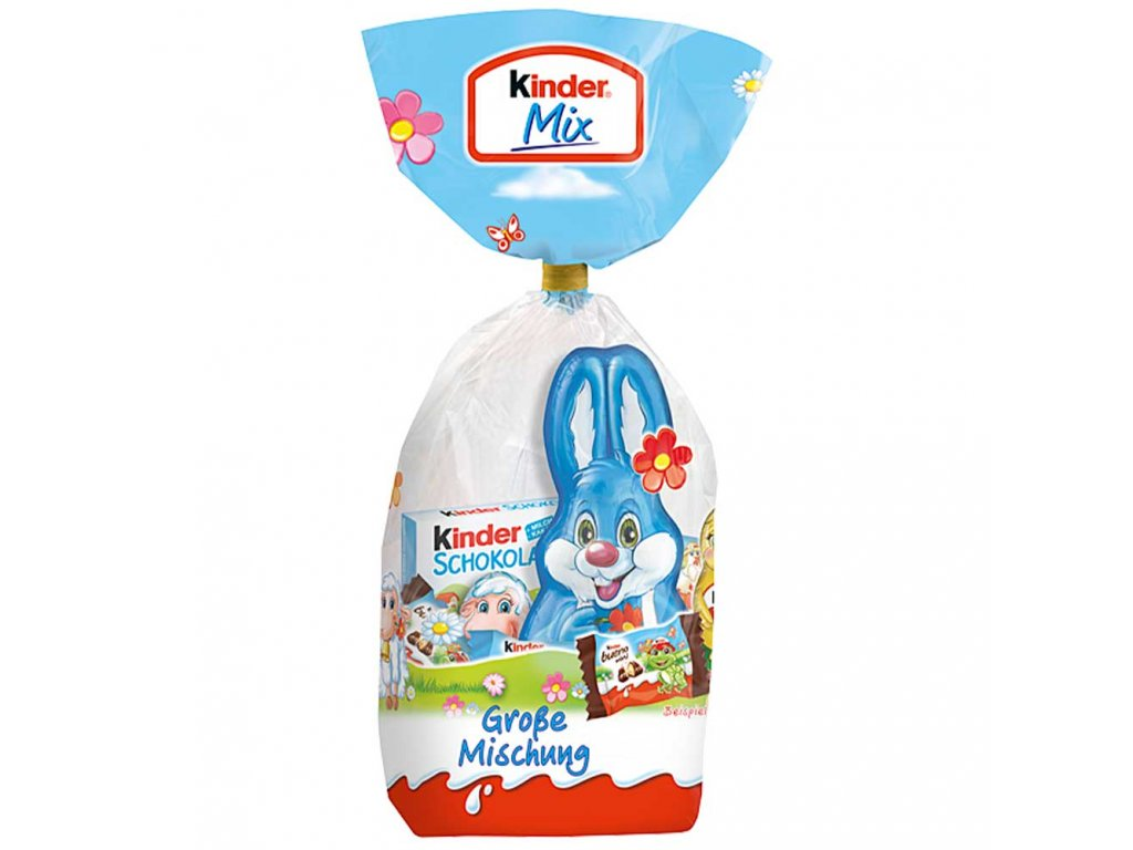 kinder mix grosse mischung 202g