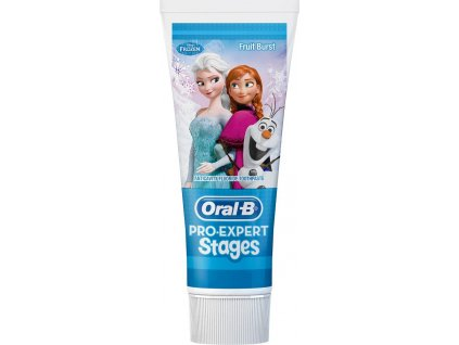 1196 oral b pro stages 75ml