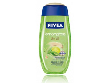 243 nivea sprchovy gel lemongrass oil