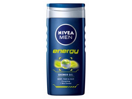 254 nivea men sprchovy gel energy