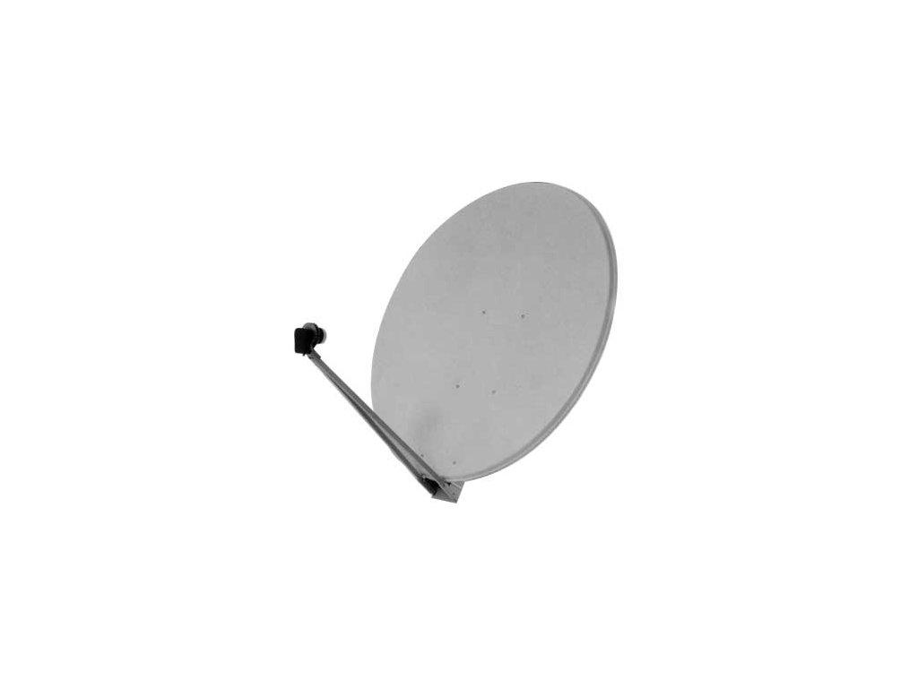 Satelitná parabola GIBERTINI 125AL biela