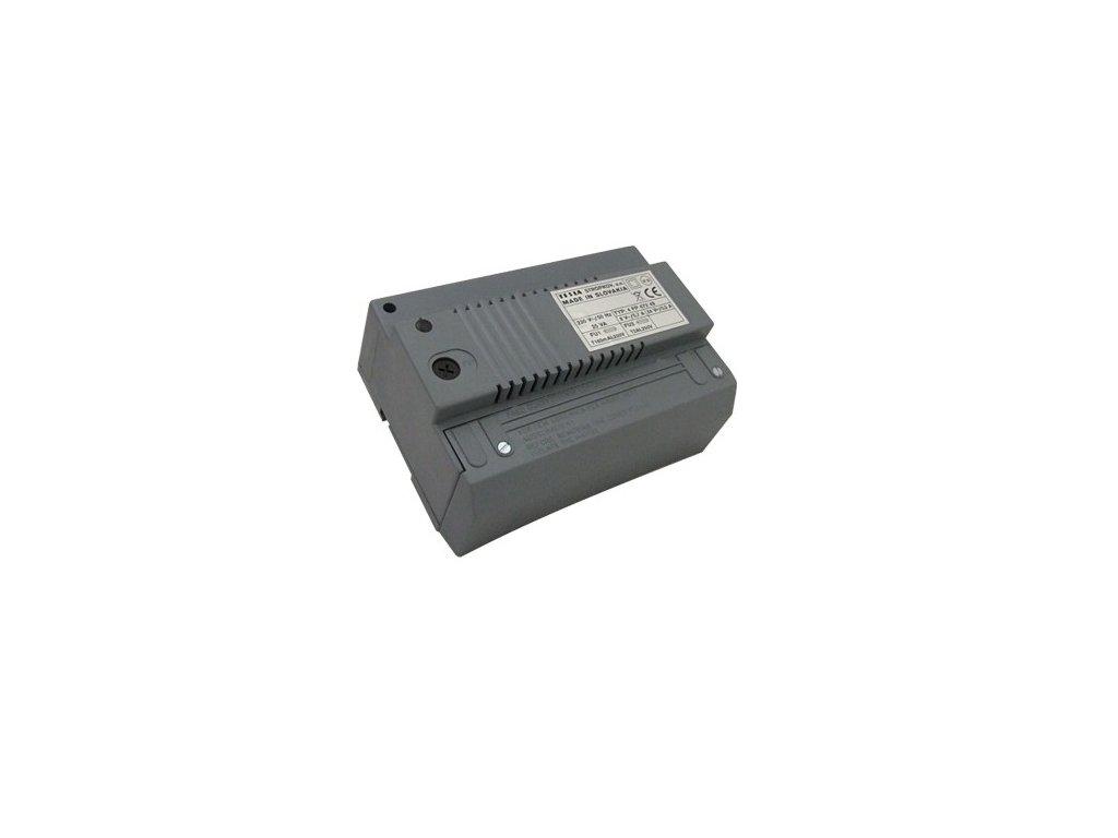 Sieťový napájač pre digitálny audio systém - galvanicky oddelený