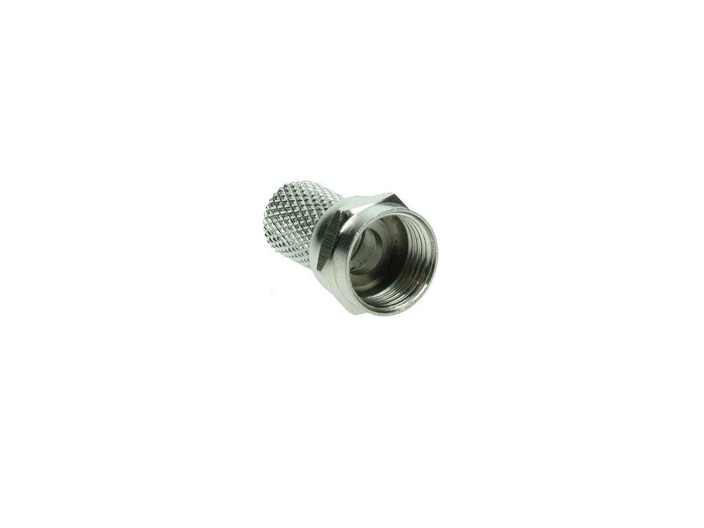 F konektor skrutkovací 7 mm