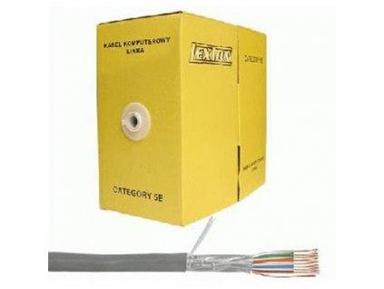 Cat 5e FTP kábel drôt