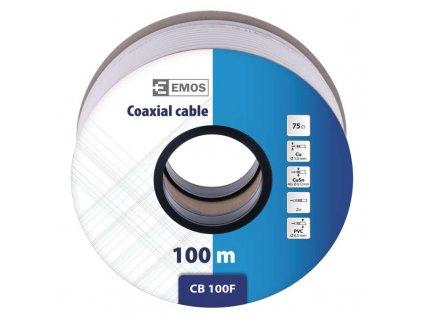 Koaxiálny kábel CB100 F