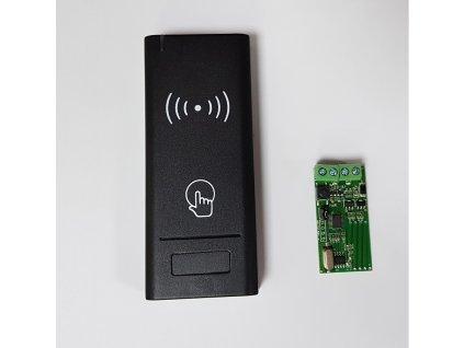 Bezdrôtová RFID čítačka EM4100 125kHz