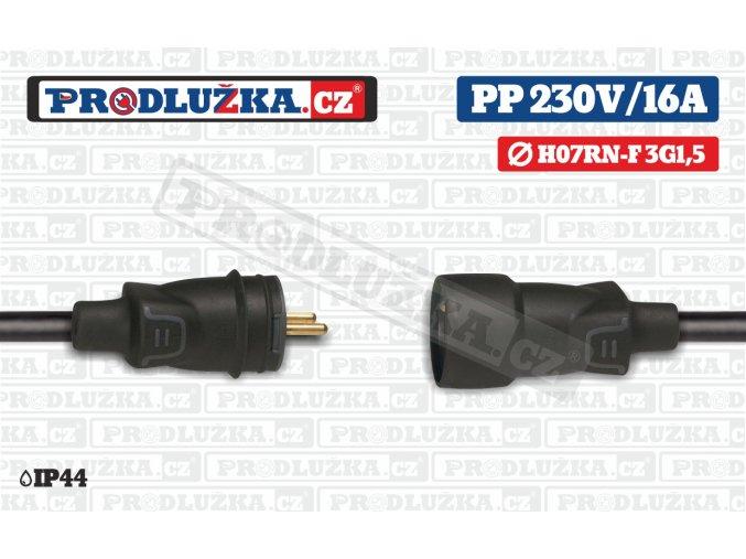 PP 230V 16A 1,5