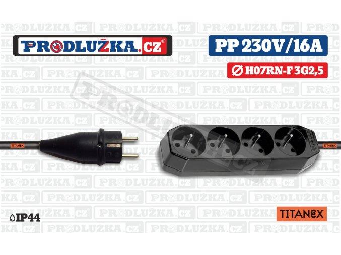 PP 230V 16A 4 ABB TITANEX