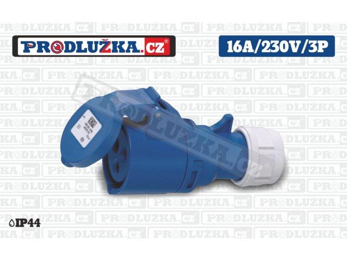 S 16A 230V 3P IP44