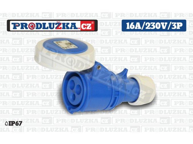 S 16A 230V 3P IP67