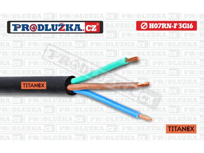 K 3G16 Titanex