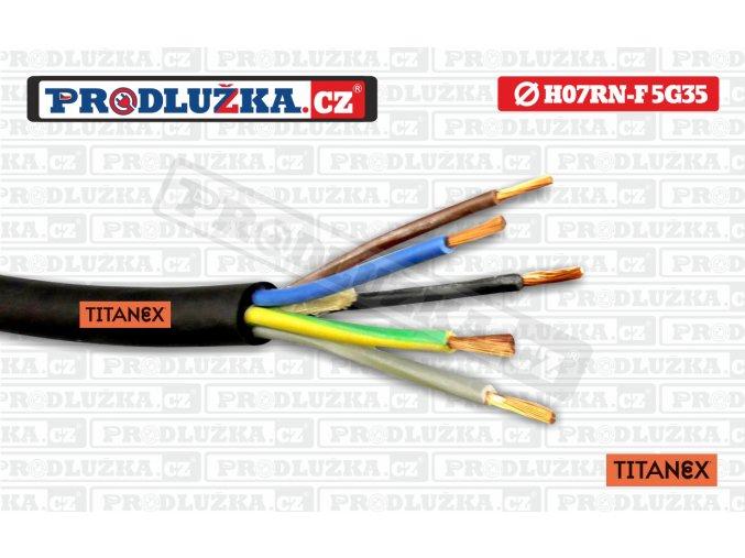 K 5G35 Titanex