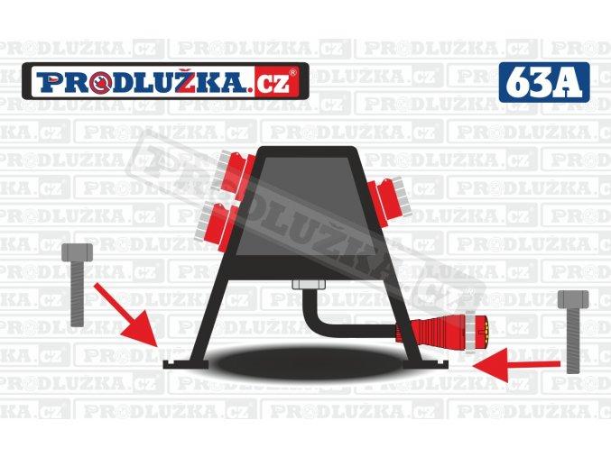 SBOXK 4x32A fotka 63A