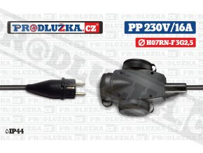 PP 230V 16A 3 ABL