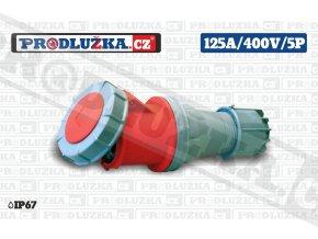 S 125A 400V 5P IP67