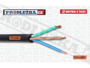 K 3G25 Titanex