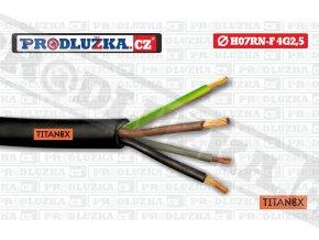 K 4G2,5 Titanex