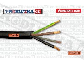K 4G10 Titanex