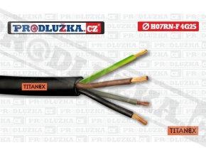 K 4G25 Titanex