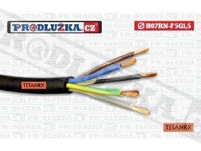 K 5G1,5 Titanex