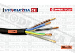 K 5G2,5 Titanex