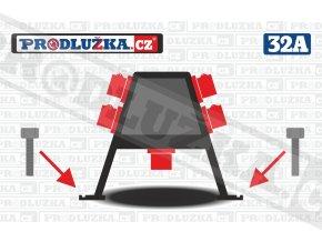 SBOX 4x32A fotka 32A