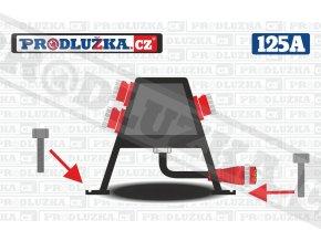 SBOXK 4x32A fotka 125A