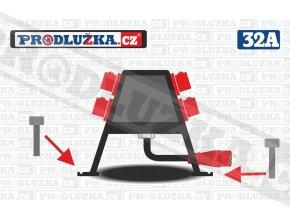SBOXK 4x32A fotka 32A