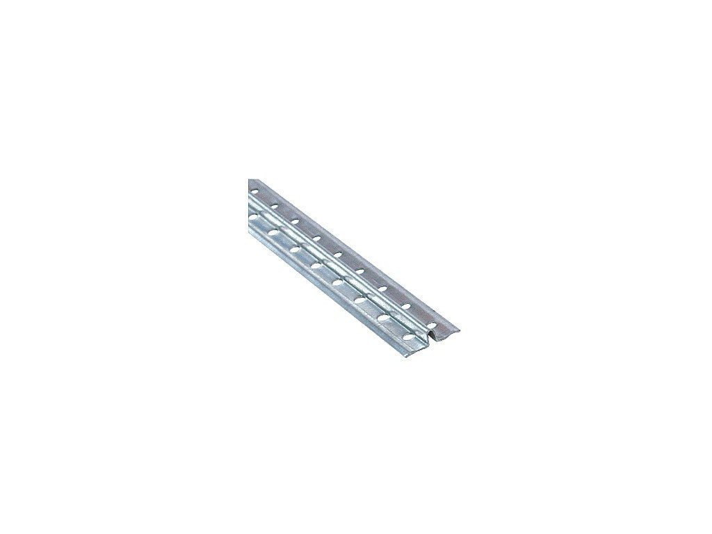 Omítkový profil 6 mm pozinkovaný 3 m perforovaný OMÍTNÍK