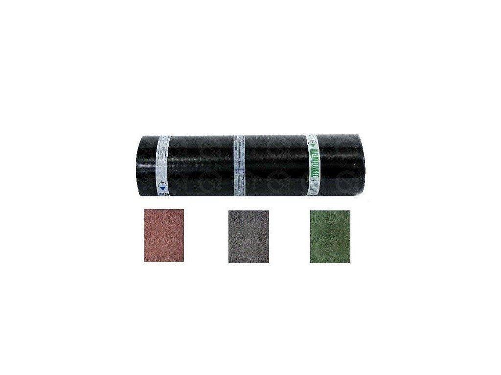 Asfaltový pás střešní červený 3,5mm DEHTOCHEMA