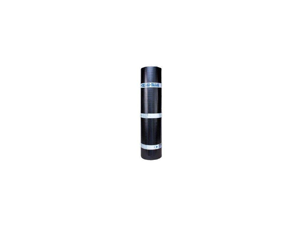 Polyelast asfaltová hydroizolace 4mm PROTIRADONOVÝ modifikovaný pás