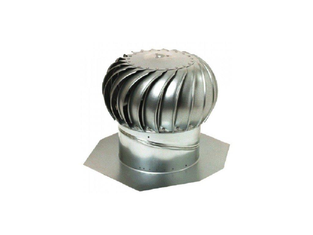 "Ventilační turbína hliníková 14"" 356mm AIR HAWK (komplet)"