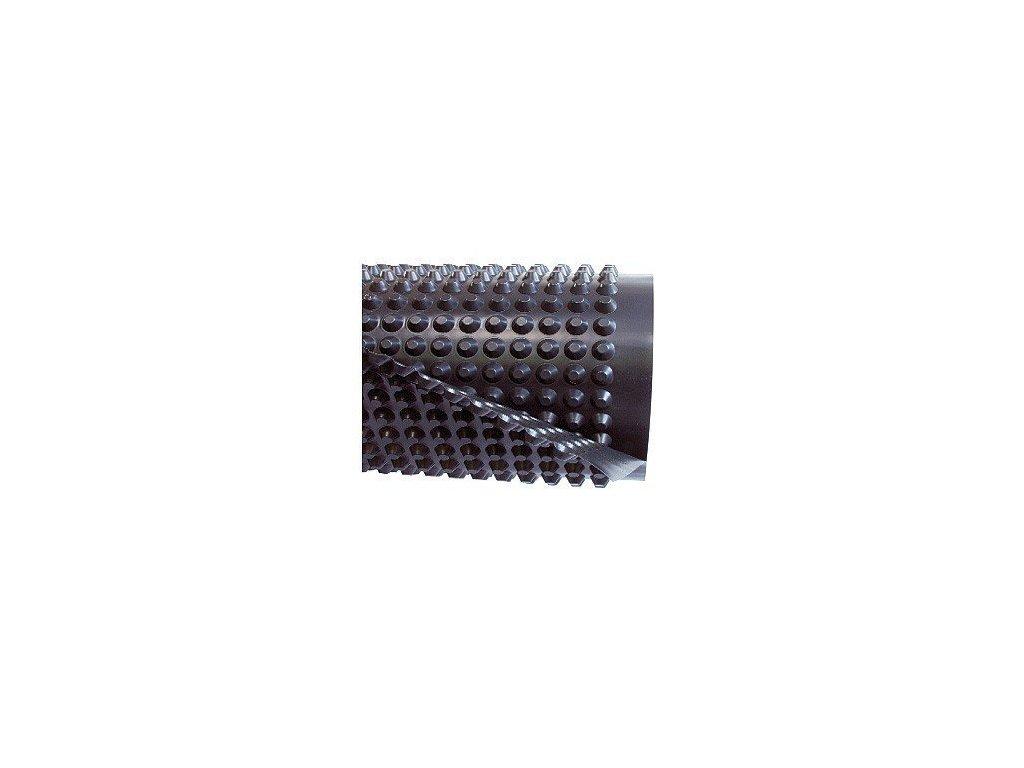 Nopová fólie BETA T20 (nop 20 mm) role 40m2 neperforovaná 2x20m