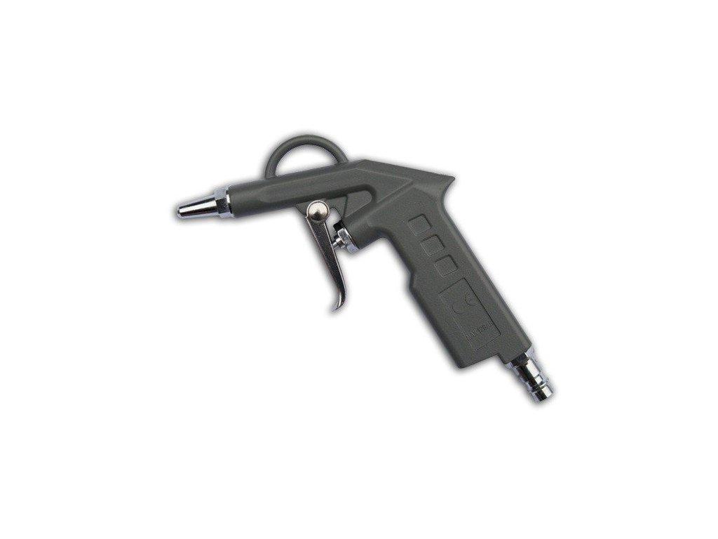 Vzduchová pistole s krátkou tryskou 30mm slitina hliníku (12bar)