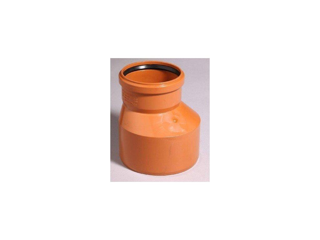 Kanalizační redukce Ø 125 / 110 mm