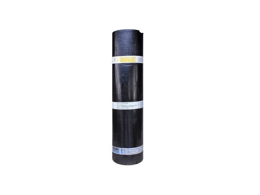 Pás protiradonový SKLOELAST 1x10m se skelnou rohoží 4mm