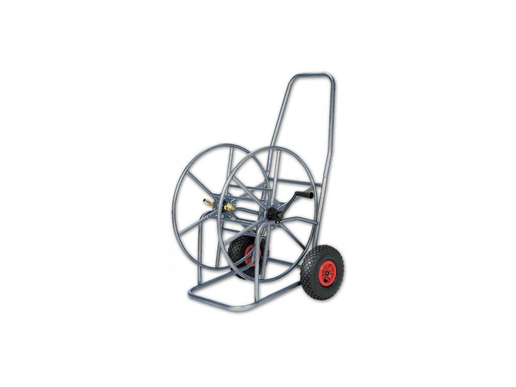 Vozík na hadici 3/4''  návin 110m nerezová ocel PRINOX