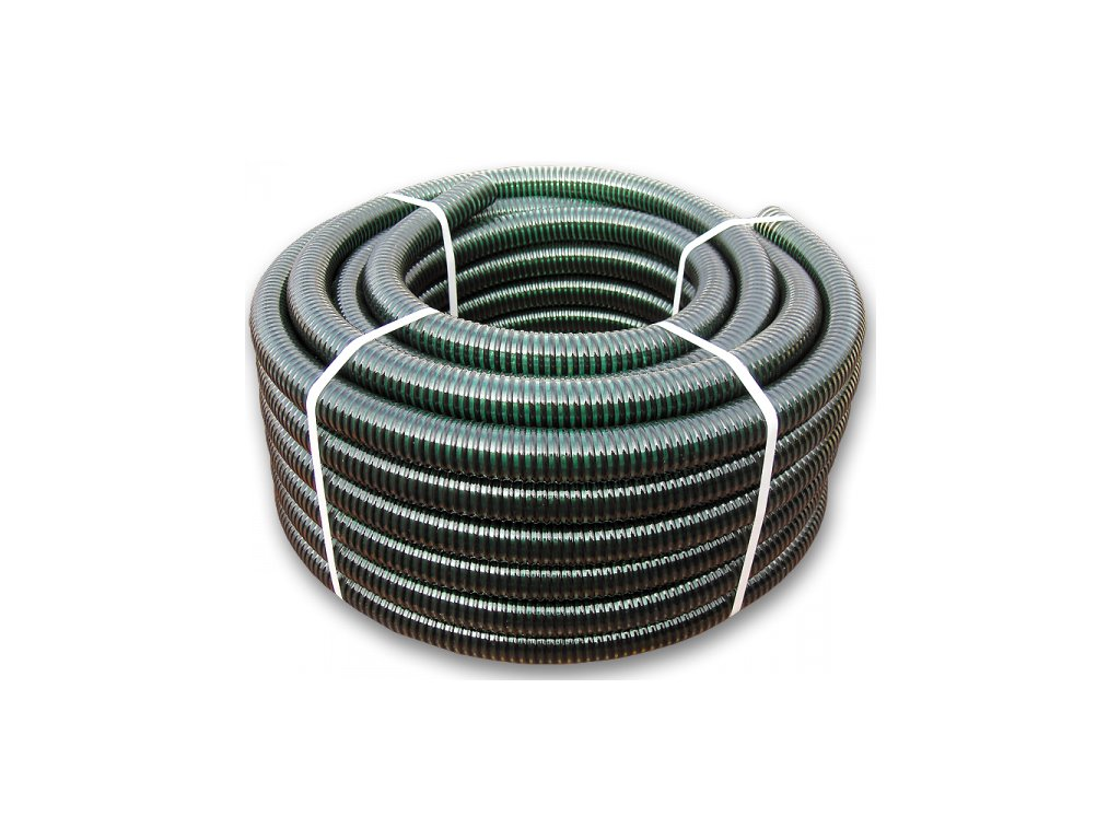 Vyztužená sací a tlaková hadice tl.32mm, d.25m