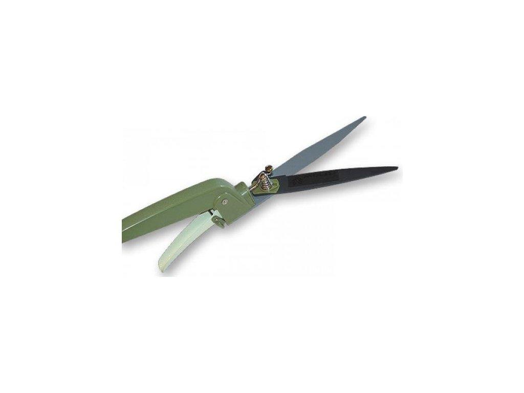 Nůžky zahradní na trávu potažené teflonem 33 cm
