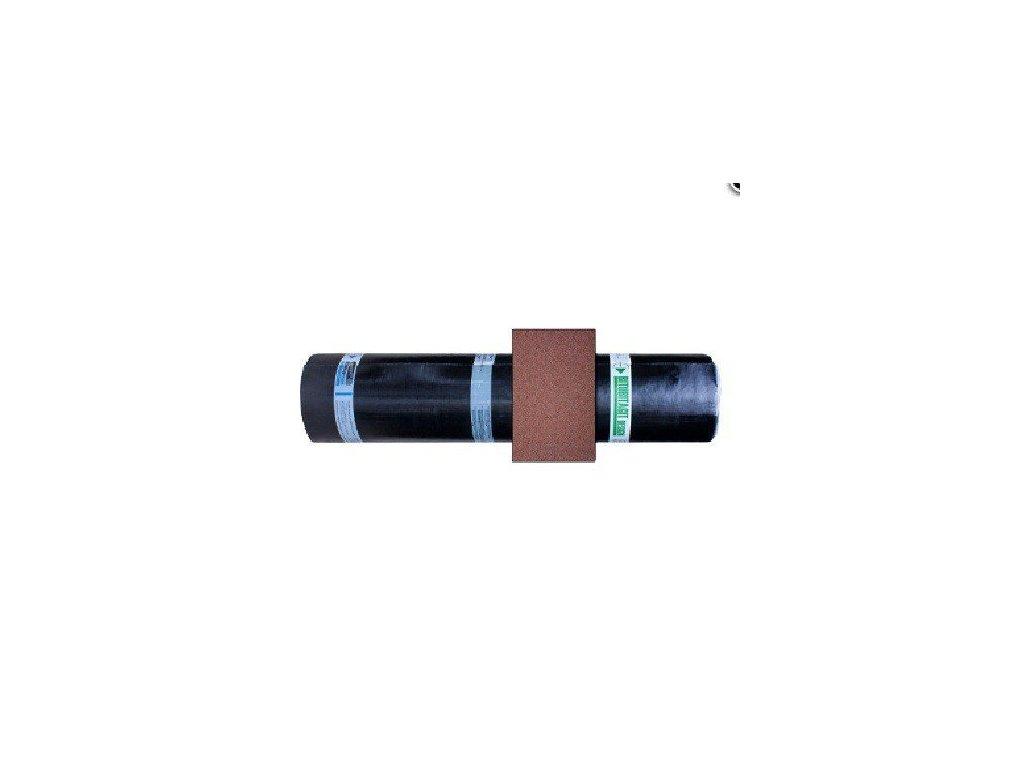Modifikovaný asfaltový pás červený 3,7mm BITUELAST Dehtochema